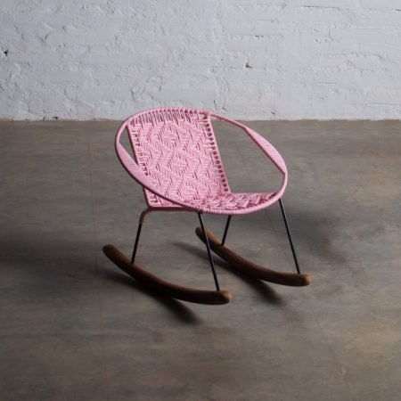 Tucurinquita Mini Rocking Chair