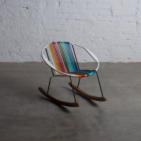 Tucurinquita Mini Rocking Chair Recolorinche